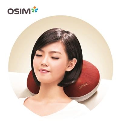 OSIM 暖摩枕 OS-102 按摩枕/肩頸按摩/雙向揉捏/溫熱功能