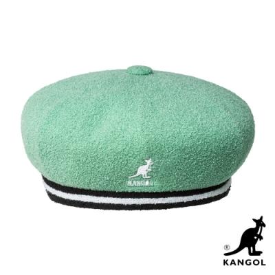 KANGOL-2-TONE BERMUDA 兩用貝蕾帽-果綠色