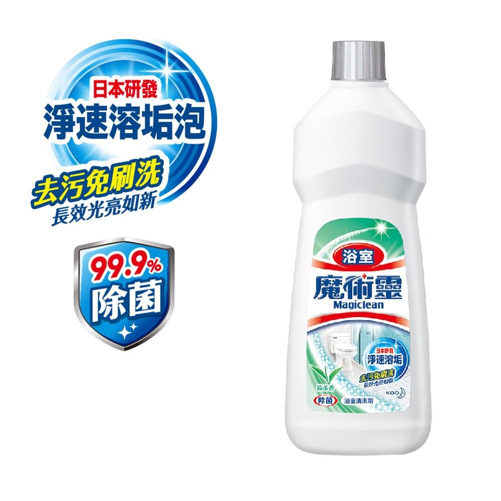 魔術靈 浴室清潔劑 綠茶 經濟瓶(500ml)