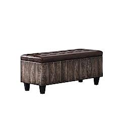 MUNA加德3.3尺儲物凳  100X40X42cm
