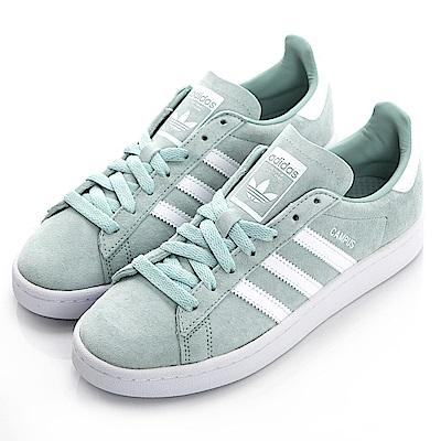 ADIDAS-CAMPUS男女休閒鞋DB0982-綠