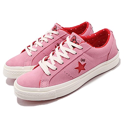 Converse Hello Kitty One Star 女鞋