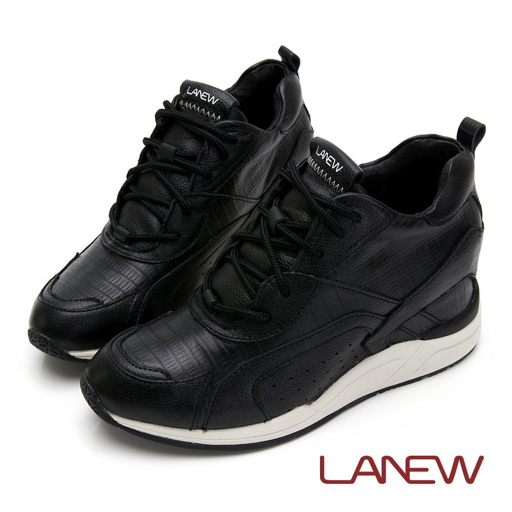 LA NEW Q Lite系列 優纖淨 增高鞋(女225025231)