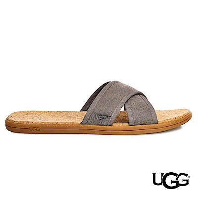 UGG男士-SEASIDE舒適拖鞋