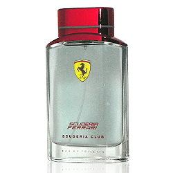 Ferrari Scuderia Club 勁速聯盟男性淡香水125ml