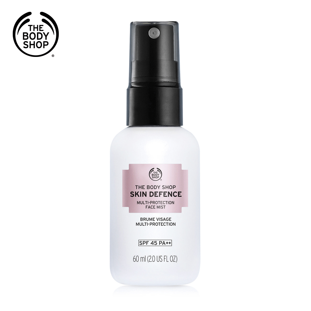 The Body Shop 全效防曬輕透隔離噴霧SPF45PA++-60ML