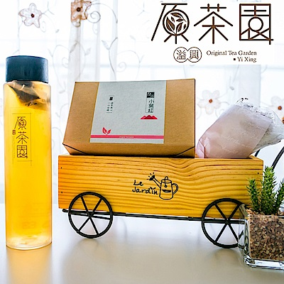 原茶園 台灣紅茶小葉紅袋茶(25入x2盒)