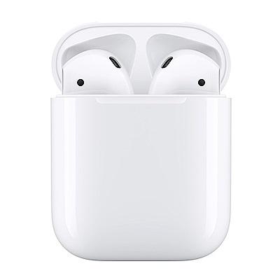 [時時樂]Apple 第2代 AirPods 藍芽耳機 (搭配有線充電盒)