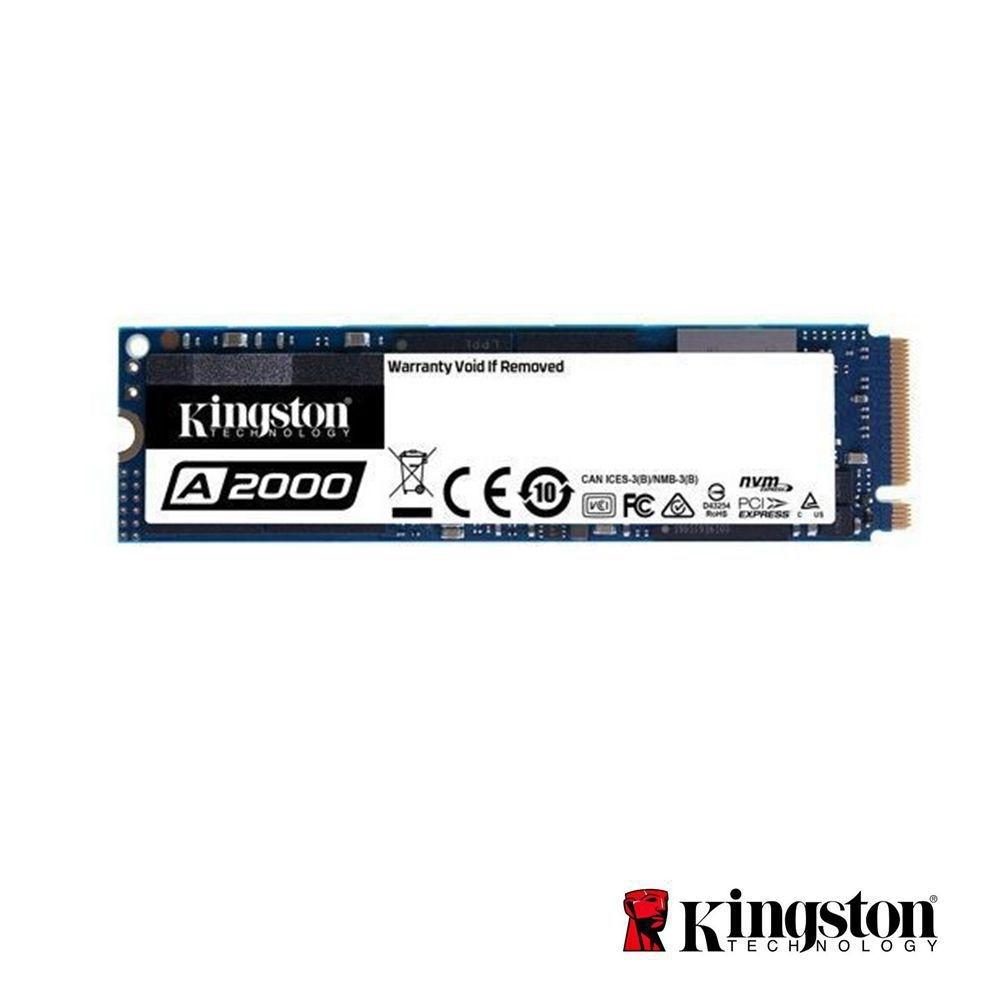 金士頓 A2000 250G NVMe PCIe 固態硬碟 (SA2000M8/250G)