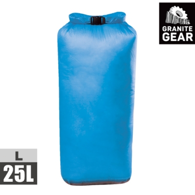 Granite Gear 175584  eVent Sil DrySack 輕量防水收納袋(25L) / 藍色