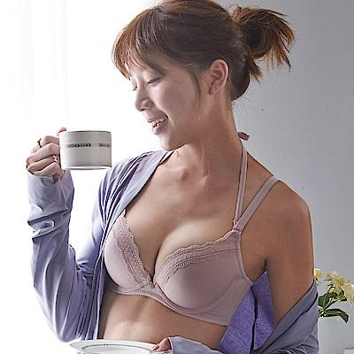 蕾黛絲-挺素面真水 A-C罩杯(柔嫩粉)