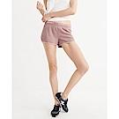 麋鹿 AF A&F 經典標誌運動休閒短棉褲(女)-粉色