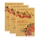 L'ERBOLARIO 蕾莉歐 橙香柑橘香氛芳香包(抽屜用)X3-贈品牌試用包(隨機出貨)