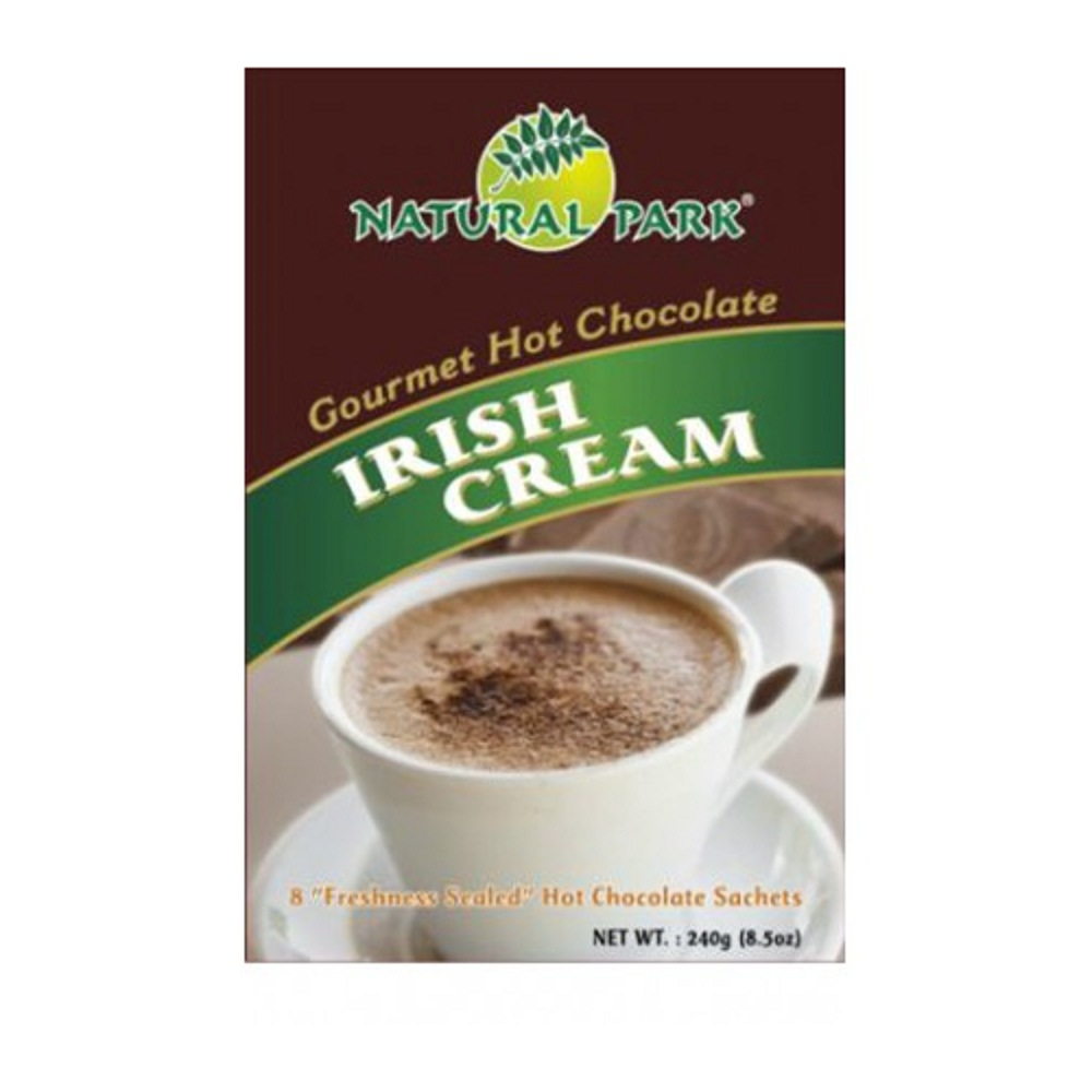 NATURAL PARK 愛爾蘭奶油熱可可粉(30gx8入)