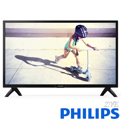 PHILIPS飛利浦 32吋LED液晶顯示器+視訊盒32PHH4092【3入組】
