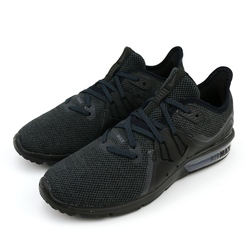 NIKE AIR MAX SEQUENT 3 女慢跑鞋 908993010 黑