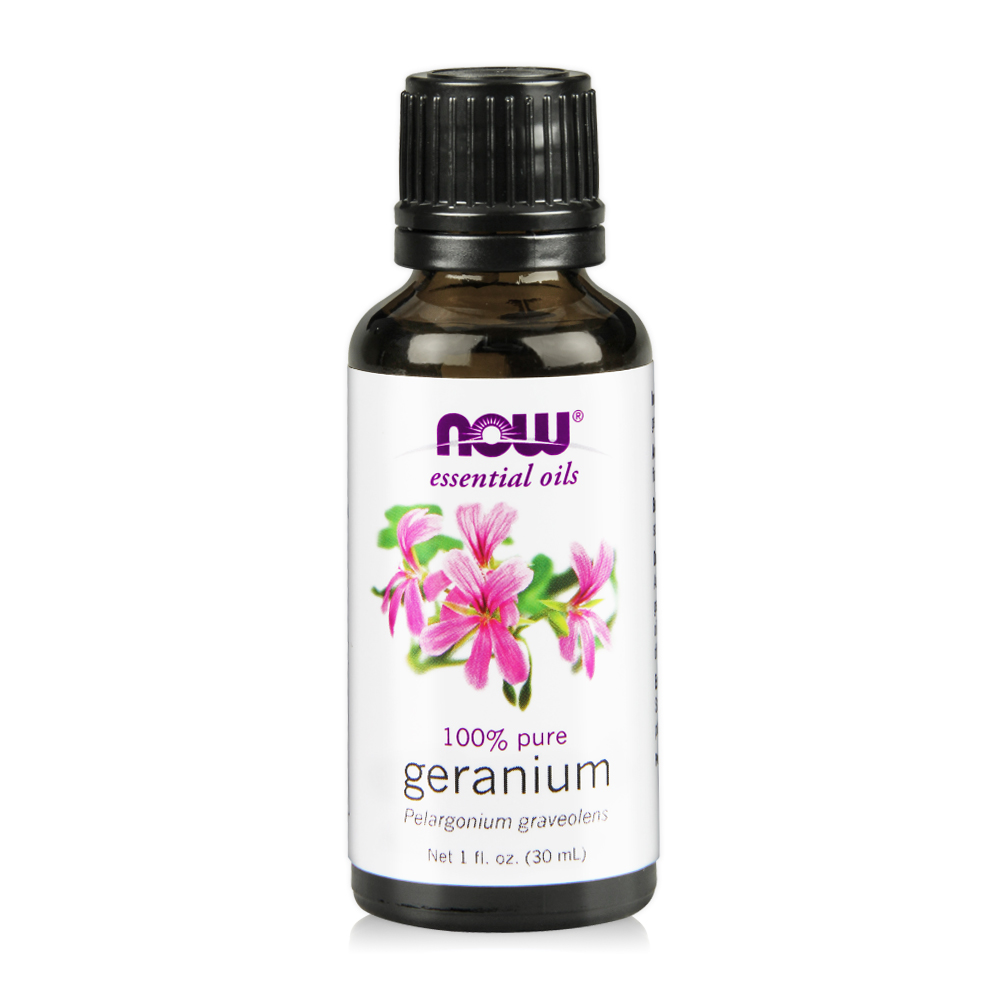 NOW Geranium Oil 天竺葵精油(30 ml)