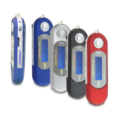 DW-A38 eNature橢圓款MP3運動隨身聽(加16G記憶卡)(送5大好禮)