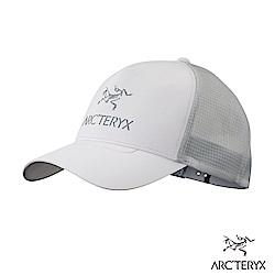 Arcteryx 始祖鳥 LOGO 網帽 提洛斯灰