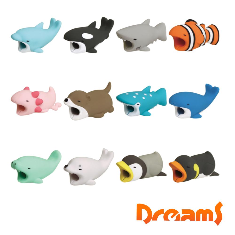 Dreams 放假海生館-iphone專用咬線器