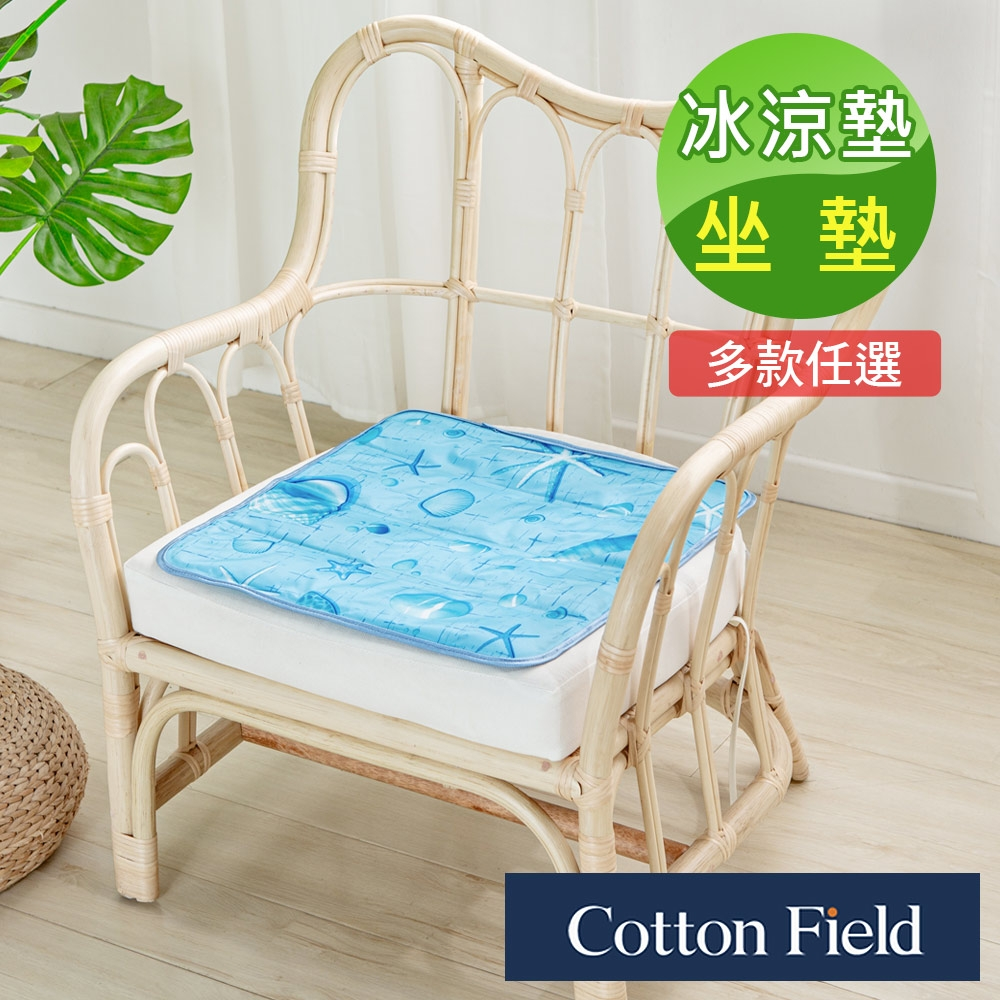 棉花田 極致酷涼冷凝坐墊冰涼墊45x45cm (4款) [限時下殺]