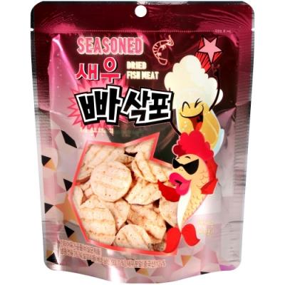 MYUNG SUNG 香酥魚餅乾-鮮蝦風味(30g)