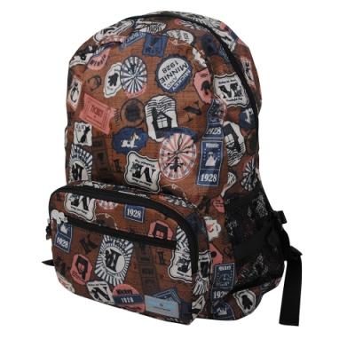 【HAPI+TAS】摺疊後背包-米奇