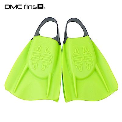 澳洲DMC 訓練用專業蛙鞋 綠灰 ELITE FINS 1