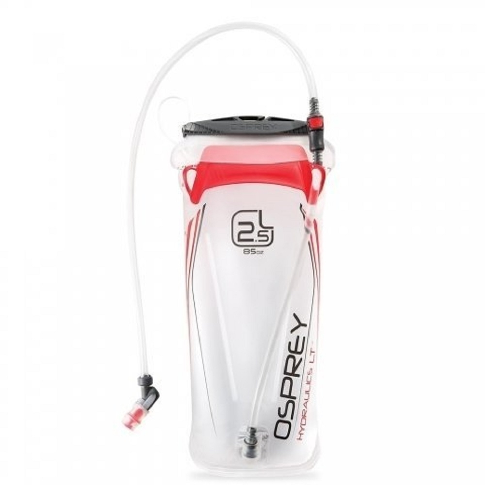 Osprey 吸管水袋 2.5L 紅 HydraulicsLTReservoir 10000484