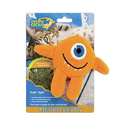 100%天然可填充貓草玩具 - ET娃娃
