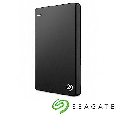 Seagate Backup Plus Silm 2TB 2.5吋行動碟-黑