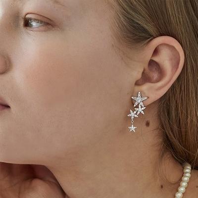 NOONOO FINGER MINI ORION EARRINGS 耳環