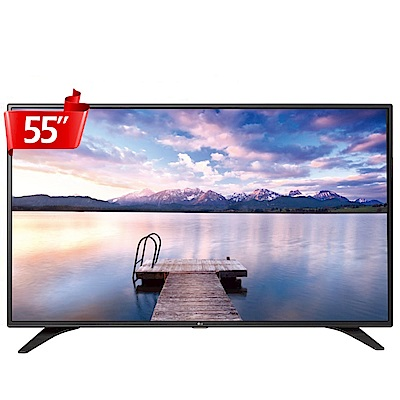 LG樂金55型IPS Full HD LED高階商用等級液晶電視55LW340C