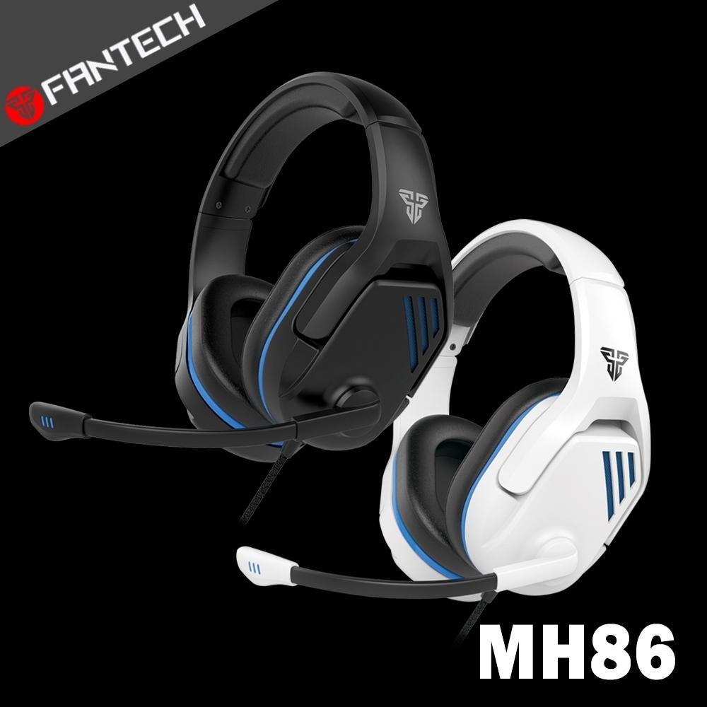 FANTECH MH86 手機/電腦遊戲雙用耳罩式耳機
