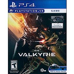 EVE:女武神 EVE:Valkyrie -PS4英文美版 (VR專用)