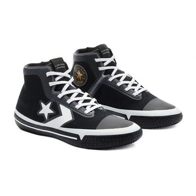 CONVERSE All Star Pro BB 男鞋 籃球鞋 黑色-170423C