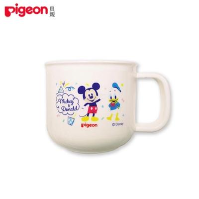 【任選】日本《Pigeon 貝親》迪士尼水杯(米奇&唐老鴨)