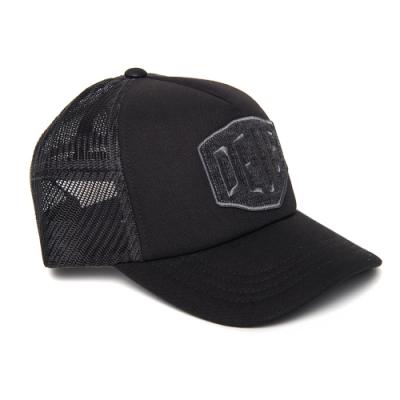 Deus Ex Machina  Terry Shield 棒球帽 -(黑)