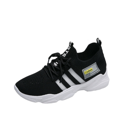 韓國KW美鞋館-極酷休閒運動鞋-黑色