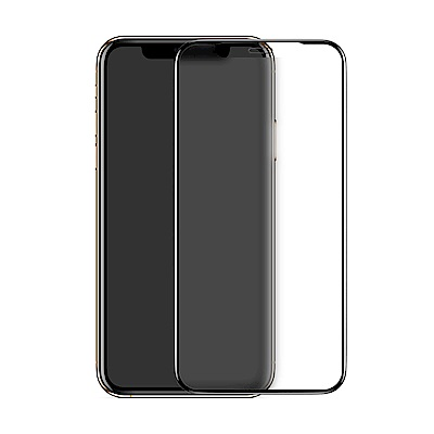 Benks iPhone Xs Max V-Pro 滿版 磨砂全玻璃保護貼