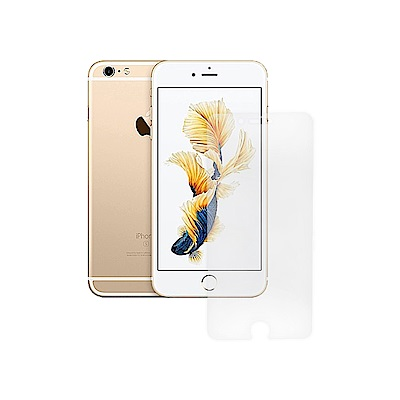 LUCCIDA Apple iPhone 6 / 6s 9H防爆玻璃貼【霧面】