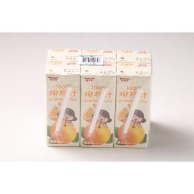 Yakult養樂多 100%柳橙汁(200mlx24入)