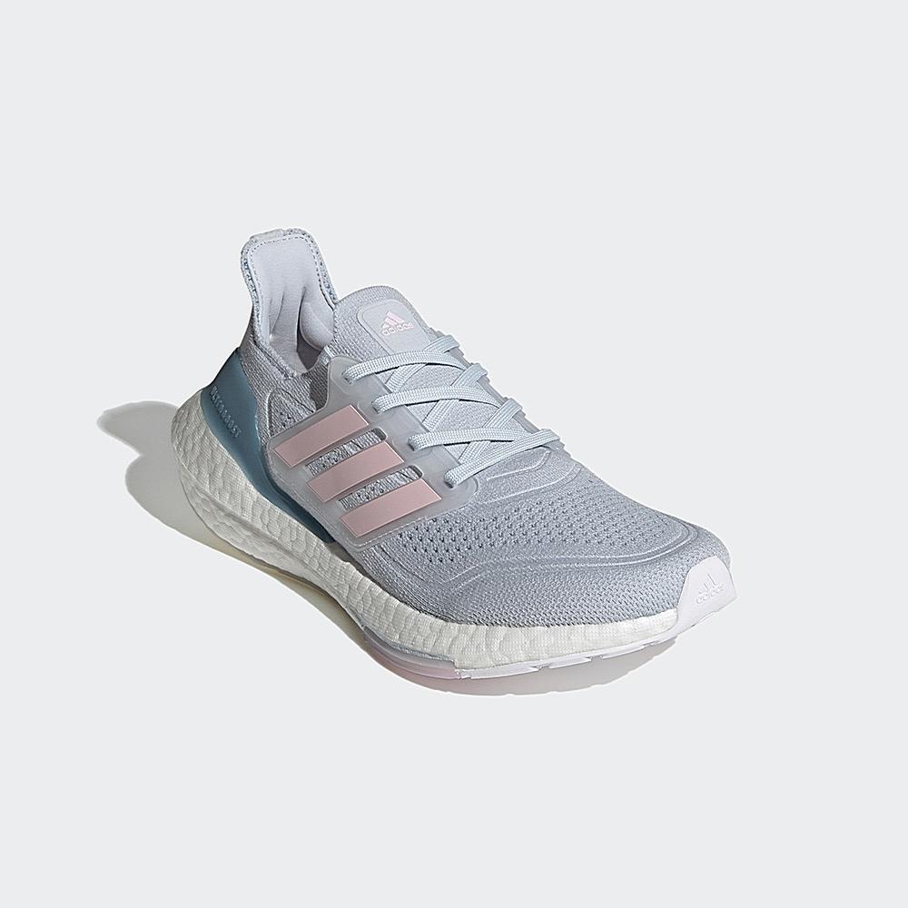 adidas ULTRABOOST 21 跑鞋 女 FY0395