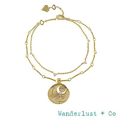 Wanderlust+Co 生日石系列 BIRTHSTONE手鍊 十月October