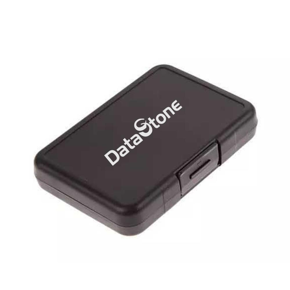 DataStone 防震型 馬卡龍 12片裝(4CF+4TF+4SD)多功能記憶卡收納盒