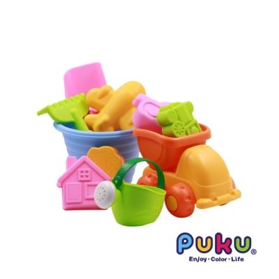 【PUKU】玩沙工具10件組