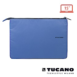 TUCANO BUSTA 信封式筆電防震內袋 15.6 藍