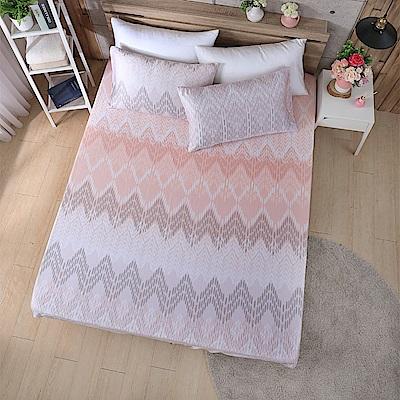 岱思夢 單人100%天絲床包枕套二件組 格蕾絲