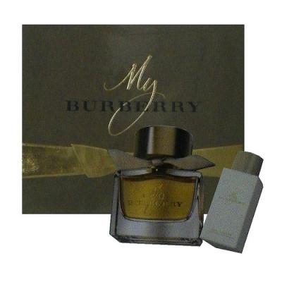 Burberry My Burberry 女性淡香精 90ml 禮盒