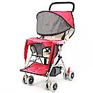BabyBabe 豪華全罩式三用加寬揹架車